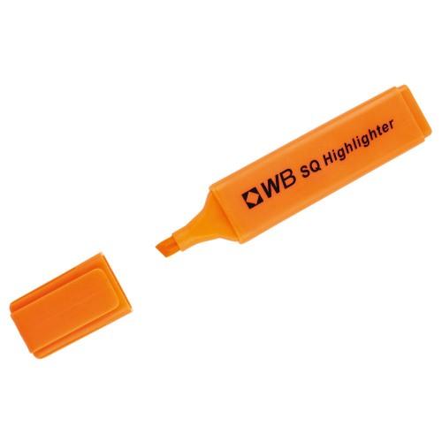 Highlighter Pens HiGlo Orange Pk10