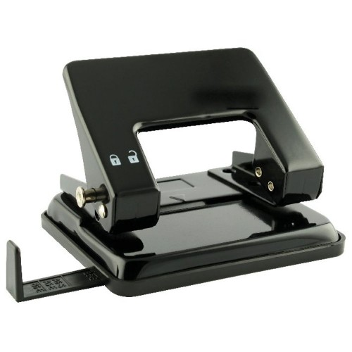 Hole Punch Medium Duty Black