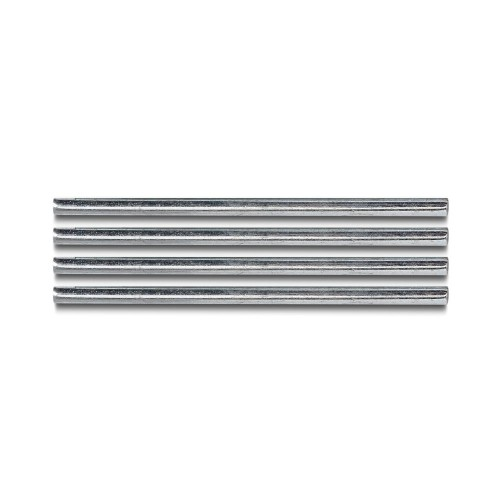 Letter Tray Risers Steel Pk4