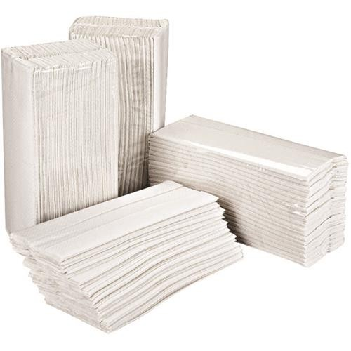 Hand Towel 2 Ply C-Fold White Pack 2400