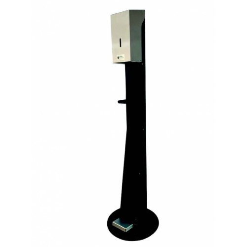 Hand Sanitiser Dispenser; Foot Pedal operated