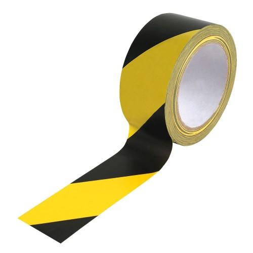 Black/Yellow Hazard Tape