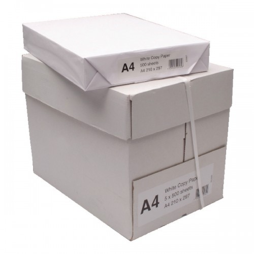 Contract Laser Copier Paper A4 White [2500]