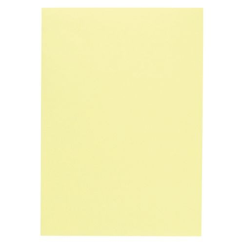 Contract Laser Copier Paper A4 Yellow 80gsm [500]