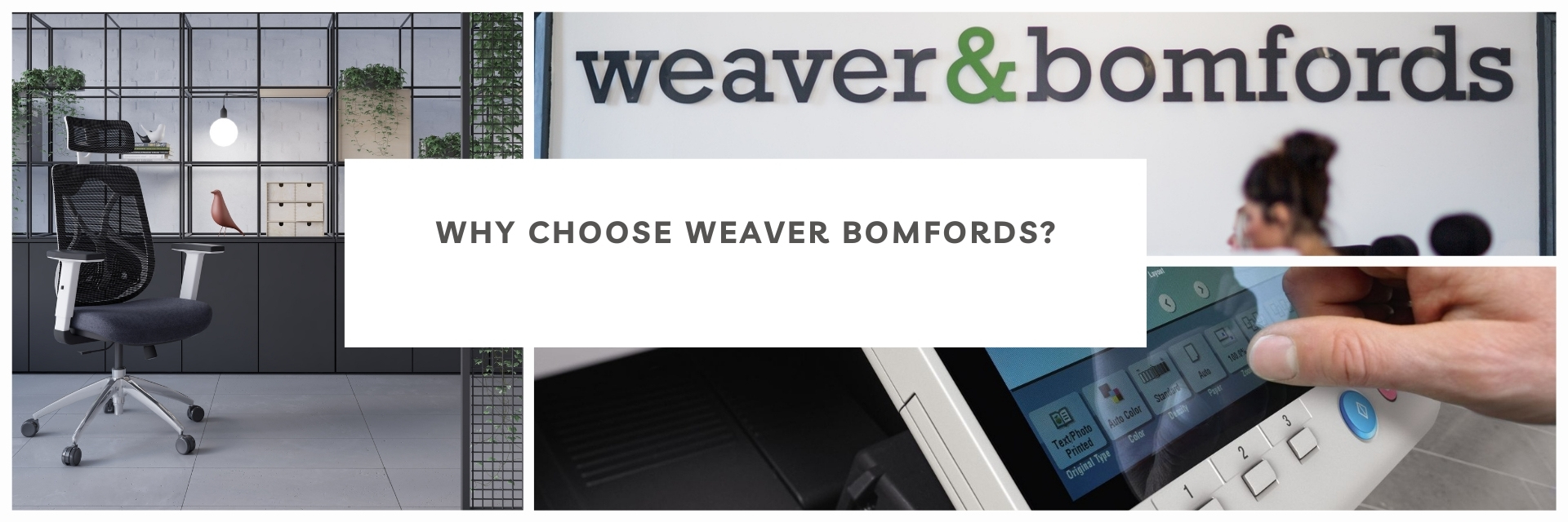 Weaver and Bomfords About Us