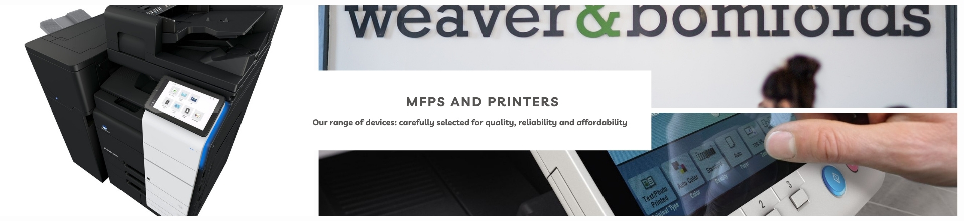 MFPs & Printer Suppliers