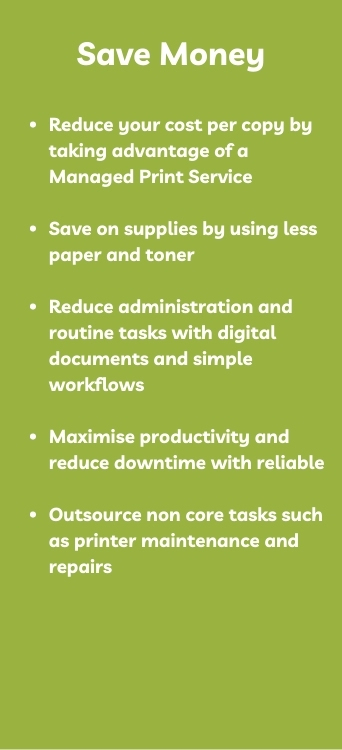 Reduce Office Costs