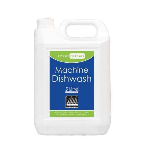 Hygieguard (Greyland) Dishwasher Detergent 5 Ltr