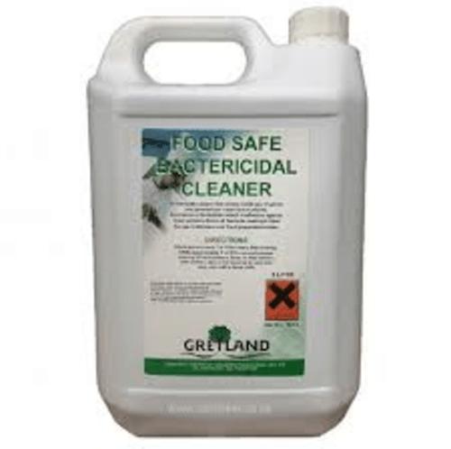 Greyland Foodsafe Bactericidal Cleaner 5 Litre