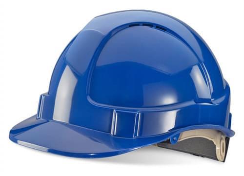 SAFETY HELMET BLUE