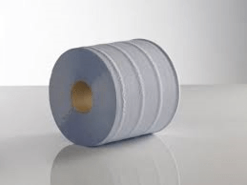 Blue Centre Feed Roll 500 Sheet