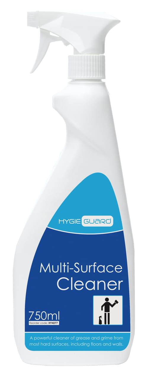 Hygieguard (Greyland) Multi Surface Cleaner 750ml