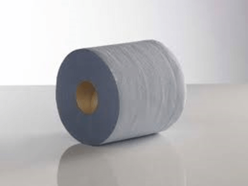 Blue Centre Feed Roll 400 Sheet