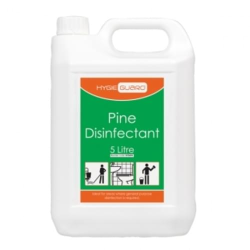 HYGIEGUARD PINE DISINFECTANT 5LTR