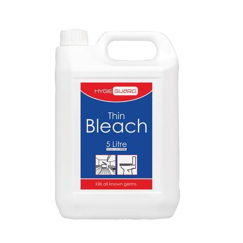 Hygieguard (Greyland) Thin Bleach 5 Litre