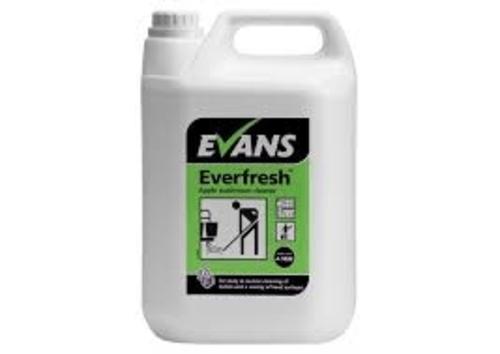 Evans Everfresh Apple Toilet Cleaner 5 Ltr