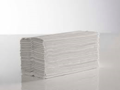 Hand Towel C-Fold 2ply White (Case 2400)