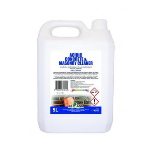 Acidic Concrete & Masonry Cleaner 5ltr