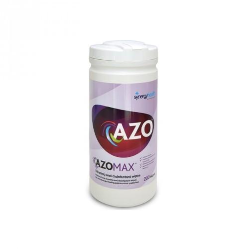 AzoMax Alcohol Free Hard Surface Wipes