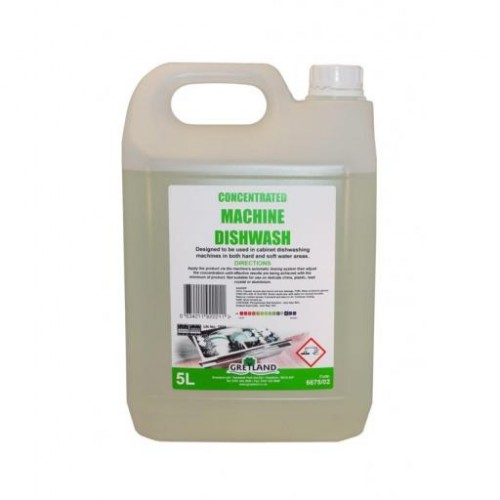 Machine Dishwash Concentrated 5ltr