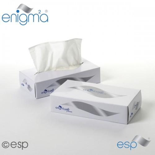 Facial Tissues 2ply White