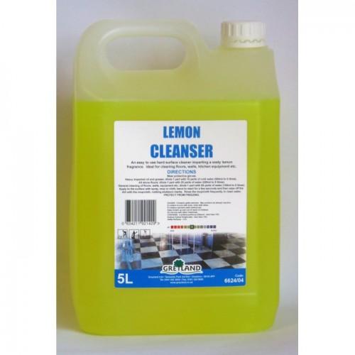 Lemon Cleanser Cleaner 5ltr