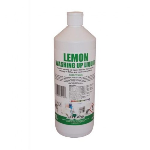 Lemon Washing Up Liquid 1ltr