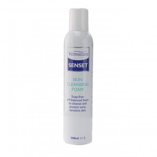 Senset Skin Cleansing Foam 300ml