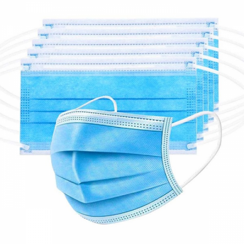 Type IIR Fluid Resistant Surgical Mask PK 50