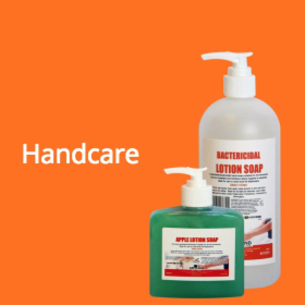 Hand Soap & Barrier Creams