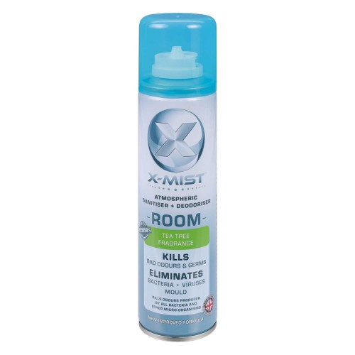 X-Mist Room and Surface Atmospheric Sanitiser Spray 250ml