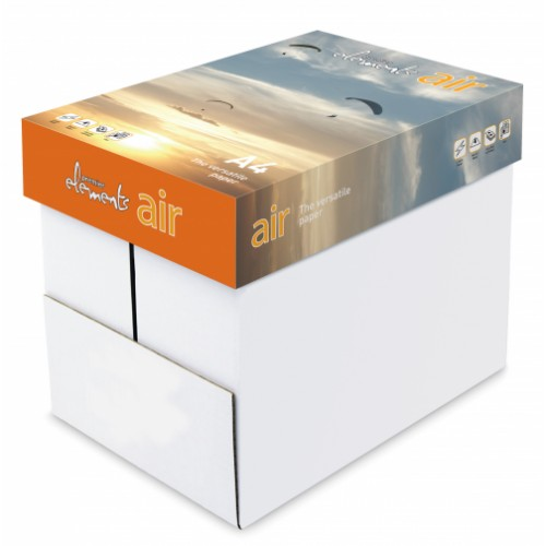 Premier Elements Air 80g Paper B4 White 256 x 365 Box of 2500