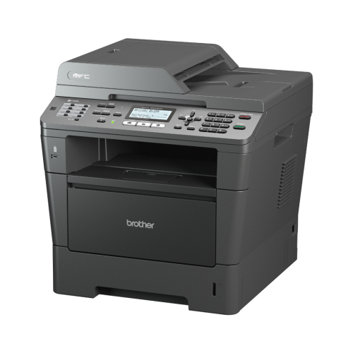 Brother MFC-8520DN High-Speed Mono Laser All-in-One + Duplex, Fax, Network