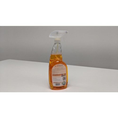 Super Professional H2 All Purpose Cleaner 750ml Cleaning Fluids 800-277-0004-99