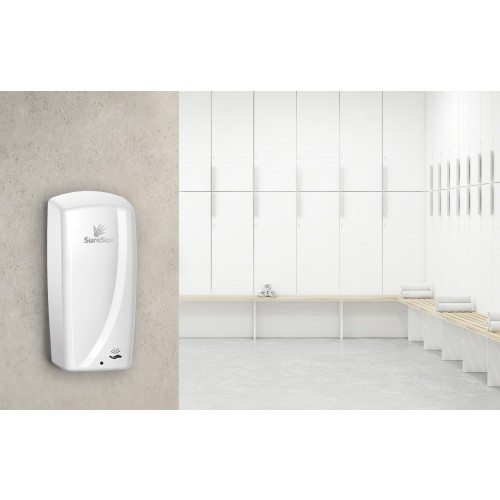 Suresan XP Automatic Touchless Sanitizer Gel and Soap Dispenser 1000ml Sanitiser & Dispensers OJH-13603