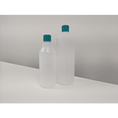 500ml Bottle with Flip Lid (Empty) Cleaning Fluids AO0400359
