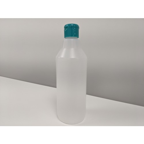 500ml Bottle with Flip Lid (Empty)