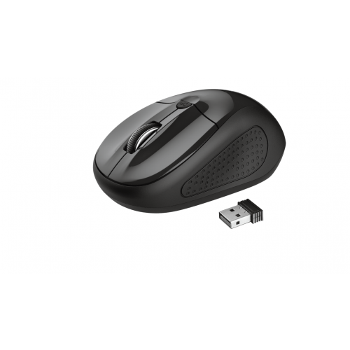 Wireless Optical Mouse - Black