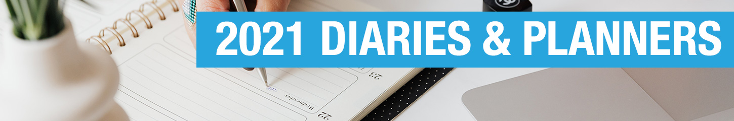 Diaries & Planners for 2021