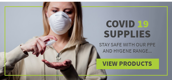 Workwear and PPE supplies to keep staff covid safe