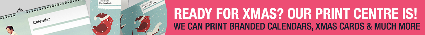 Print Centre - Printed Xmas Cards and Calendars Custom Branded Items