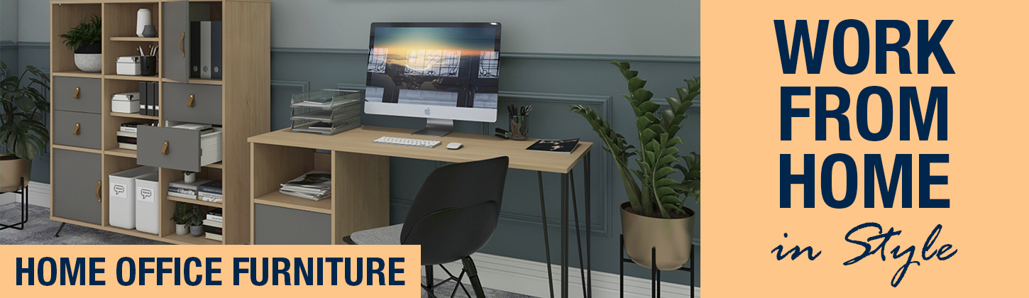 Stylish Home Office Furniture to Work From Home