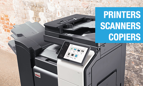 Print, Scan and Copy - Purchase or Lease available