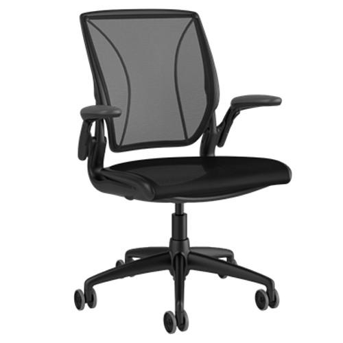 Diffrient World Chair - Black