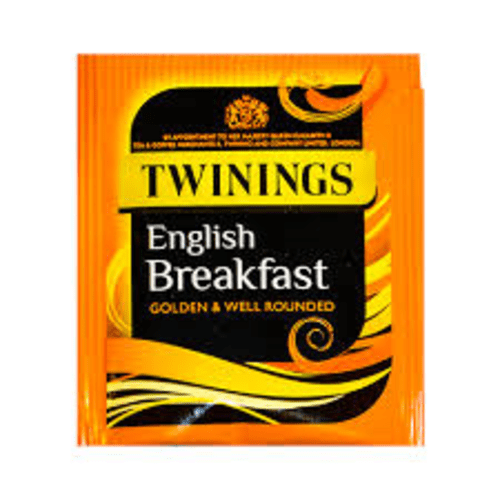 Twinings English Breakfast Individually Wrapped Tea Bag