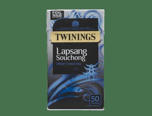 TWININGS LAPSANG SUOCHONG TEA 50 TEA BAGS