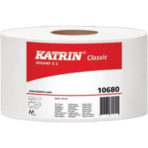 KATRIN TOILET ROLLS PK12 10610