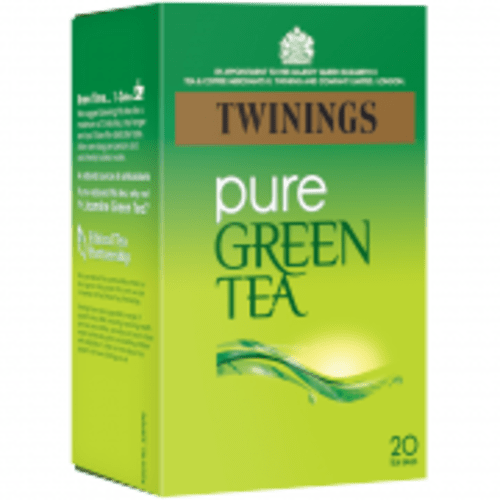 Twinings Pure Green Teabags