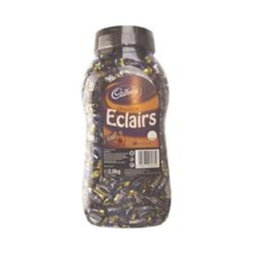 CADBURY CHOCOLATE ECLAIRS 2KG