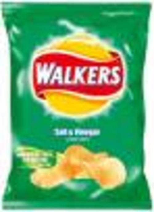 WALKERS SALT & VINEGAR 32X32.5